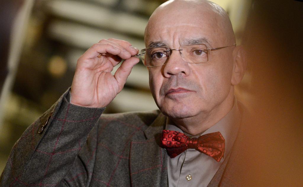 К 70-летнему юбилею Константина Райкина: мысли народного артиста о работе и жизни, а также его лучшие роли в театре и кино