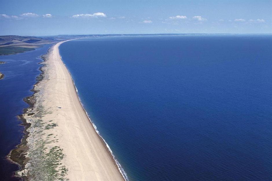 Пейзажи, которые невозможно забыть: малоизвестные пляжи Англии (фото)
