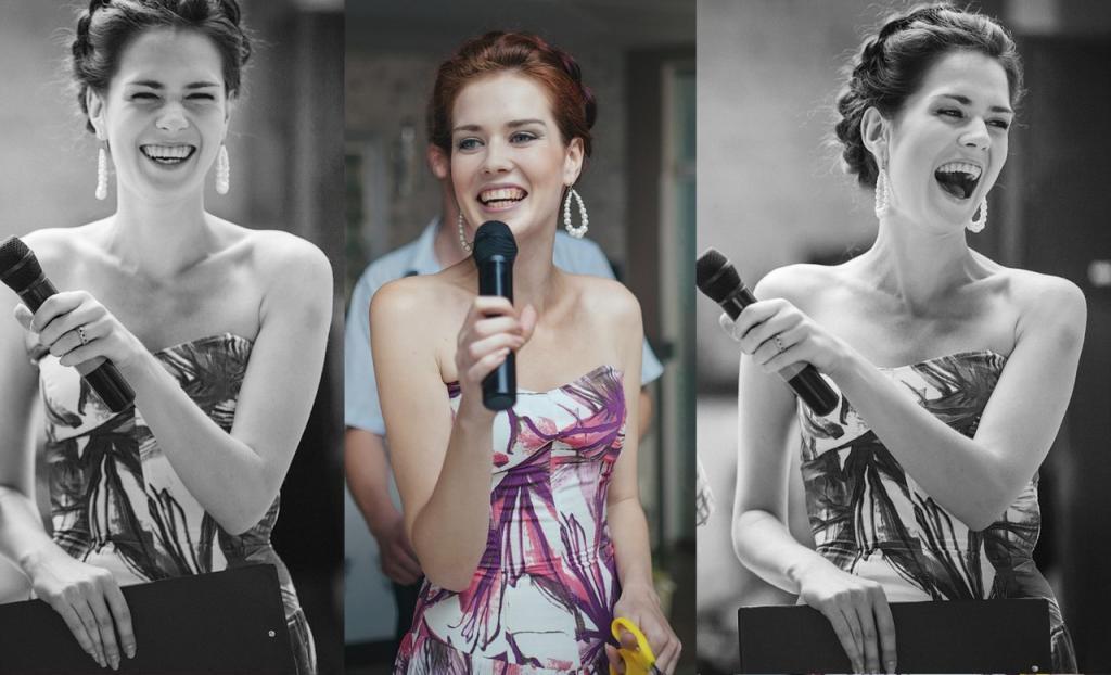 Она вошла в топ самых красивых радиоведущих и владеет двумя языками: Надежда Епифанова (Наше радио)