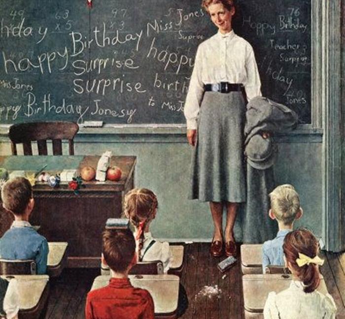 Классная руководительница чувствовала неприязнь к ученику из своего класса: все изменилось, когда мальчик вручил ей пакет с подарком