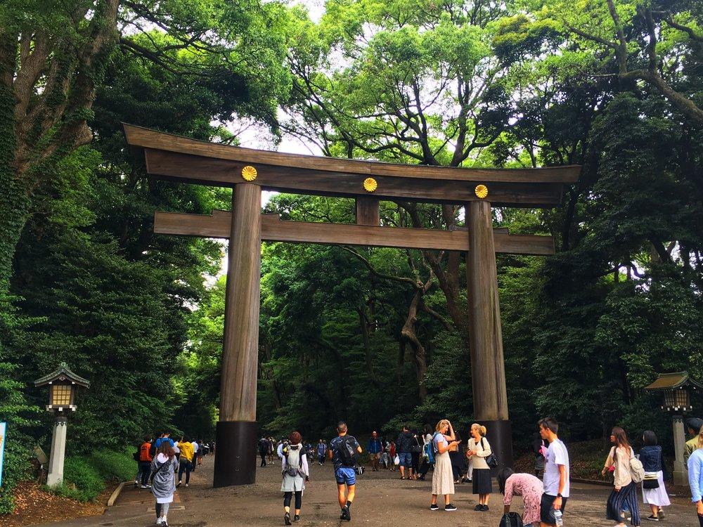 Эзотерическая Япония: 5 мест силы в Токио и возле него. Туристы тоже могут там побывать