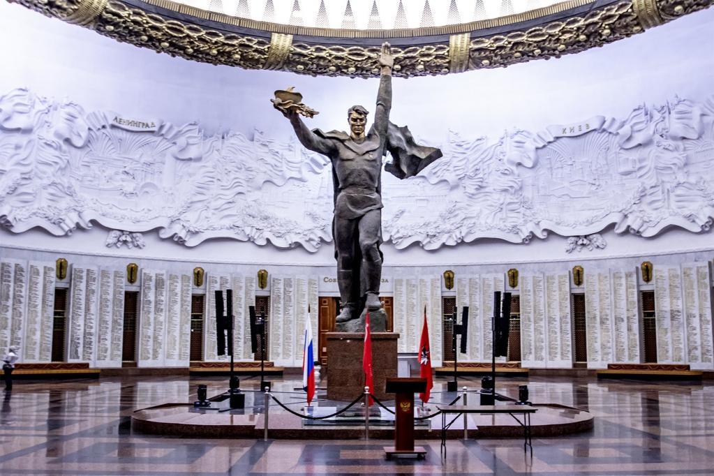 Музей Победы готовится к возобновлению работы: главное здание откроется 16 июля и пока будет работать только в экскурсионном режиме