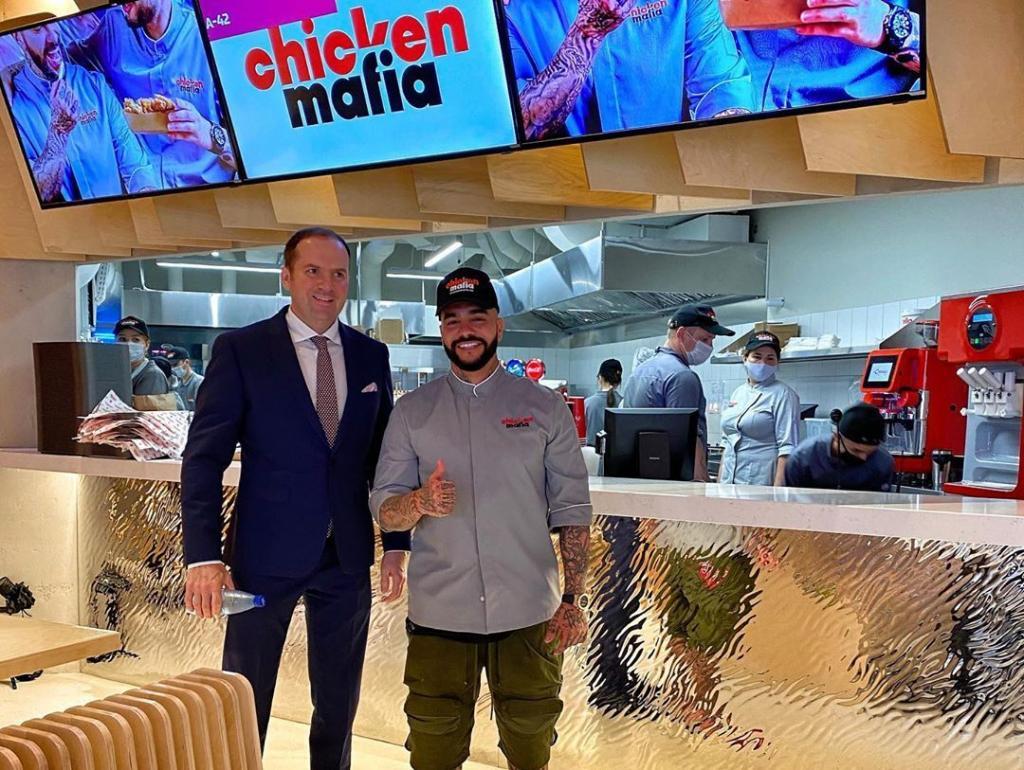 Куриная мафия. Тимати с братом решили открыть новые рестораны в Москве