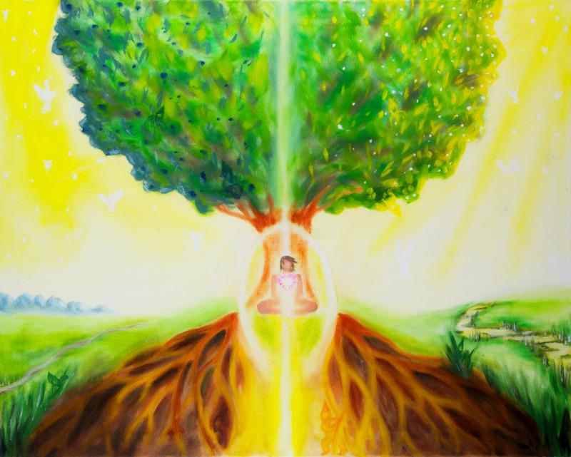 энергия дерева картинки того, символизирует доверие