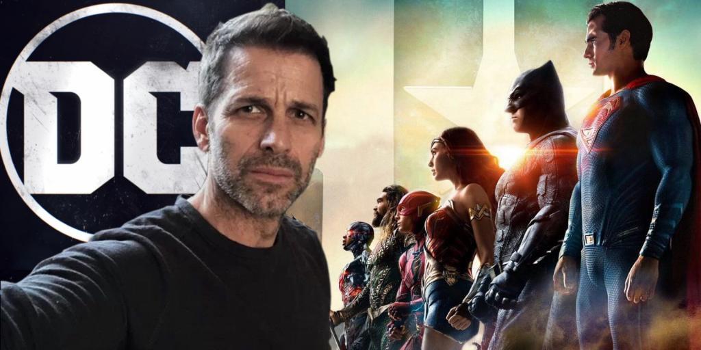 """Одобренный студией """"со своими идеями"""", Зак Снайдер представил первый тизер будущего фильма """"Лиги справедливости"""": классический злодей и прежние герои присутствуют"""