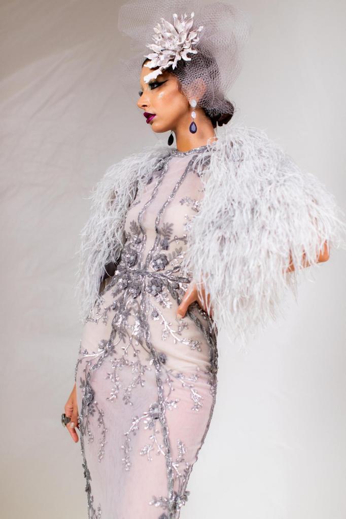 Настоящая романтика: Amato закрывает Неделю арабской моды на высокой ноте совершенства