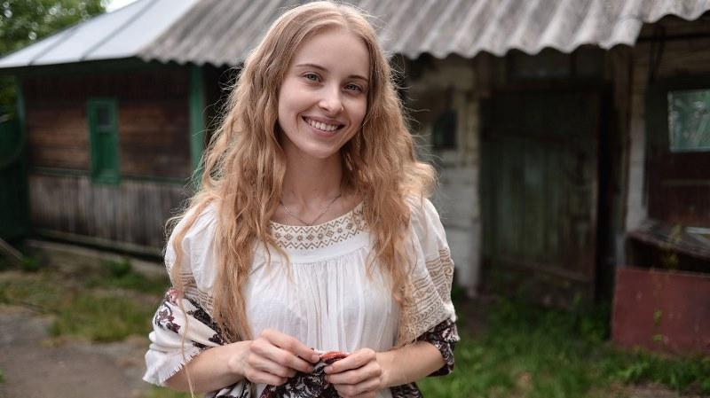 Анна Сагайдачная из  Ангелины  счастлива в браке с продюсером и недавно подарила ему сына: фото