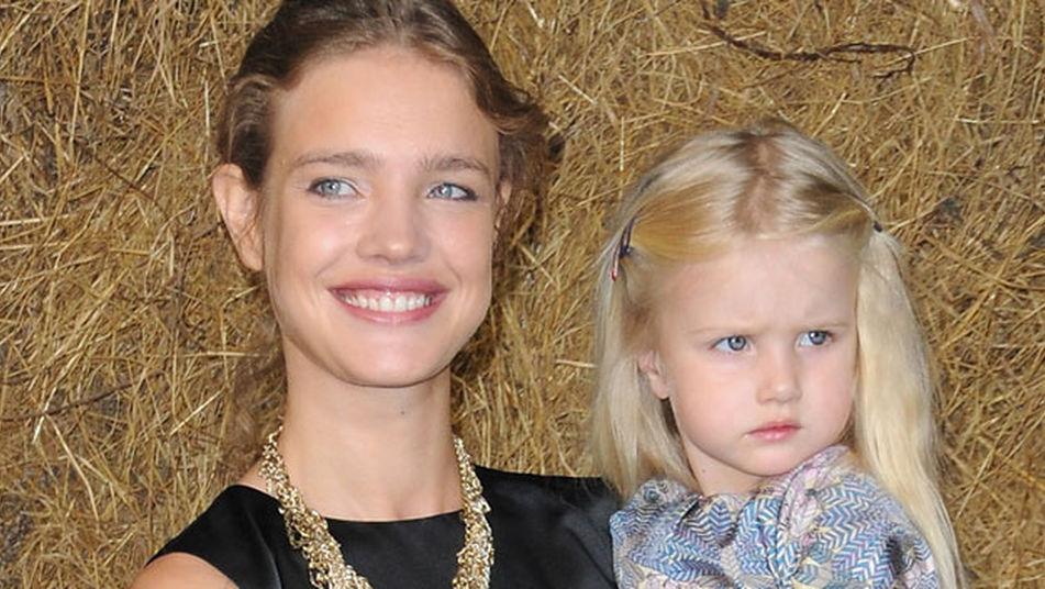 Она принцесса. Как выглядит 14-летняя дочь Натальи Водяновой (новые фото)