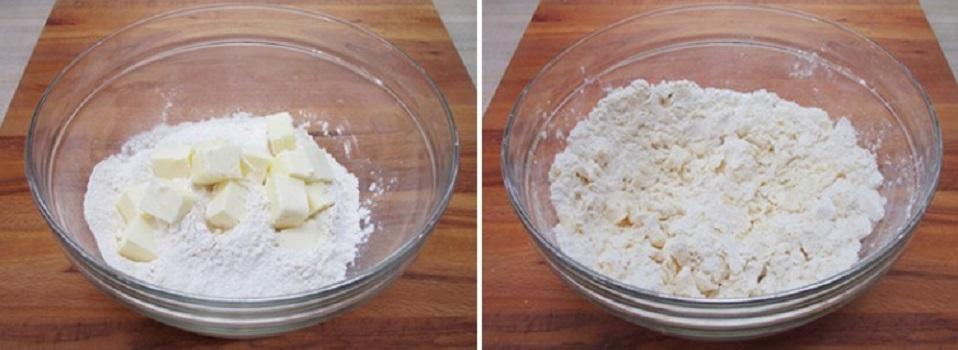 Подешевела черешня – время делать мой фирменный пирог с корочкой из шариков теста: муж называет его сладкой пиццей