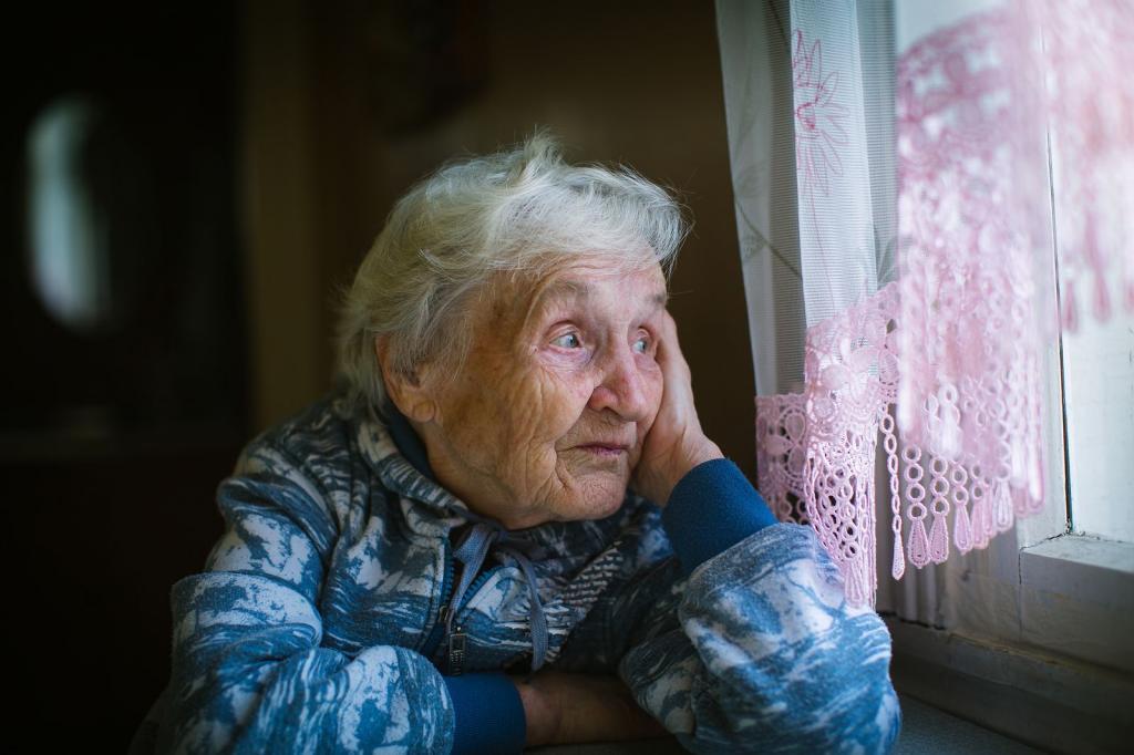 107-летняя старушка обратилась ко всем женщинам: она назвала три необходимые вещи для долгой и счастливой жизни