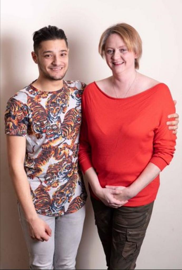 Женщина влюбилась в друга своего сына: как выглядит пара с 22 летней разницей в возрасте