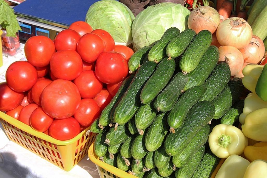 Как за 10 секунд идентифицировать помидоры и огурцы, выкупанные в химии: достаточно одного взгляда