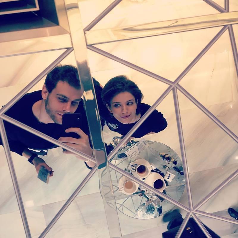 Чиповская и Ендальцев рассказали Урганту о своем новом проекте Взаперти