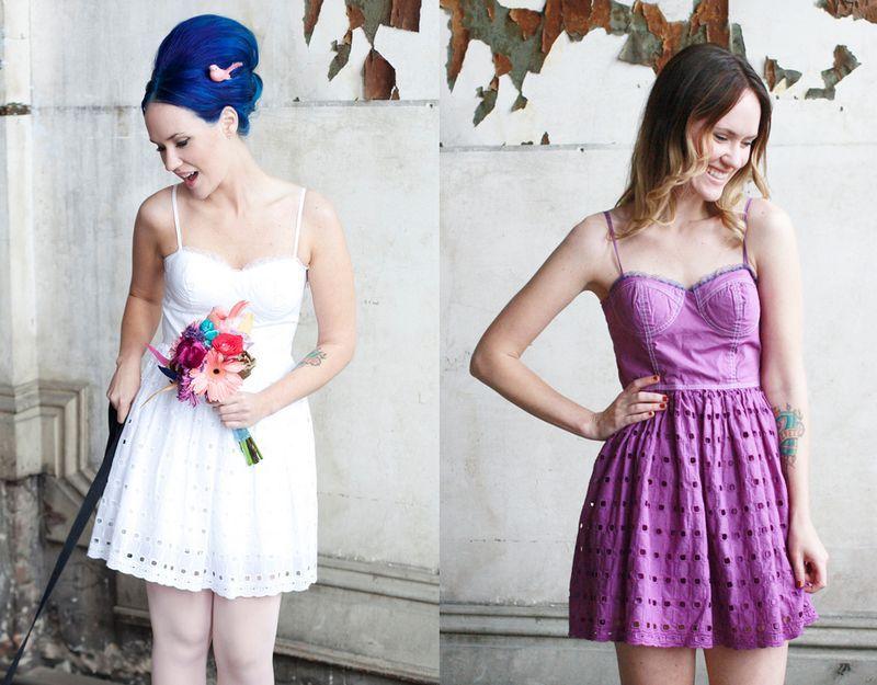 Перекрасила старое летнее платье, теперь у него новый яркий цвет: делюсь пошаговой инструкцией