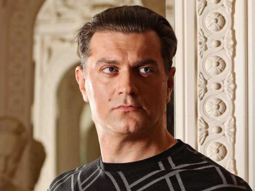 Оказывается, звезда сериалов Алексей Зубков - украинский, а не российский актер. И его жена - тоже киевская актриса