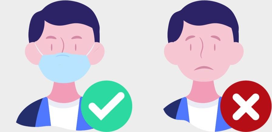 Объединимся или исчезнем, или Как ношение масок может спасти малый бизнес