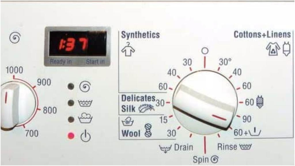 Разрушитель стиральной машины - не накипь, или Зачем стирать раз в неделю при температуре выше 40 °C