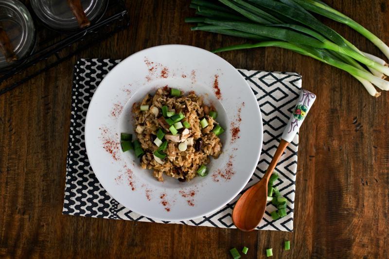 Жареный рис с грибами и овощами: простой рецепт для похудения от самых популярных фуд блогеров Германии