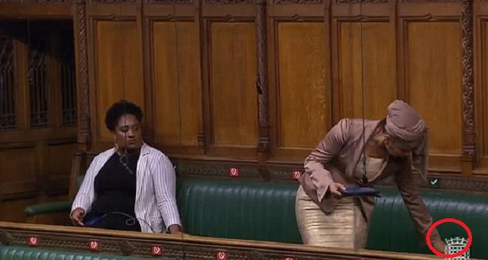 Телефон мешал женщине депутату выступать с речью: она решилась на отчаянный шаг (видео)