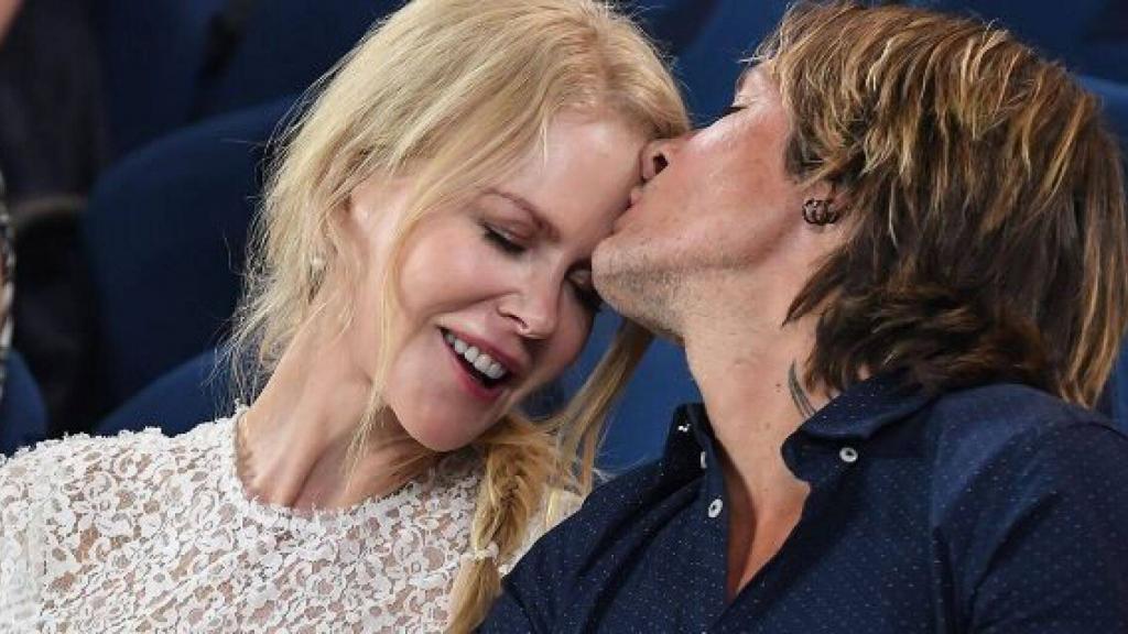 Николь Кидман и Кит Урбан отметили 14-ю годовщину брака