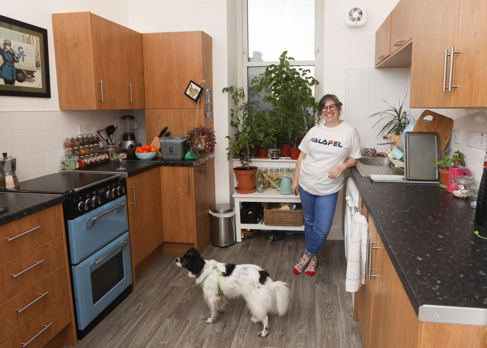 Подруга снимает маленькую квартиру в шотландском Глазго. Попросила показать, как она живет (фото)