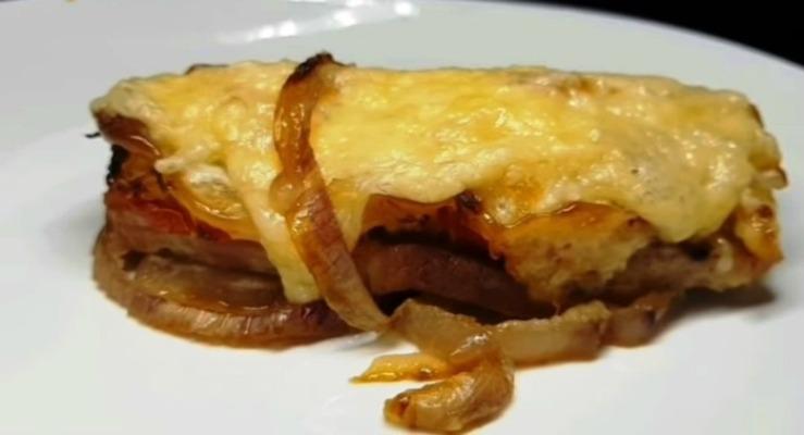 Отбивные с начинкой из сыра и картофеля. Муж говорит, что они вкуснее шашлыка