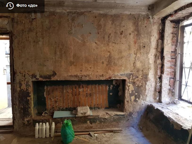 Из старого флигеля в Санкт Петербурге сделали апартаменты с сауной. Теперь многие туристы хотят там пожить (фото)