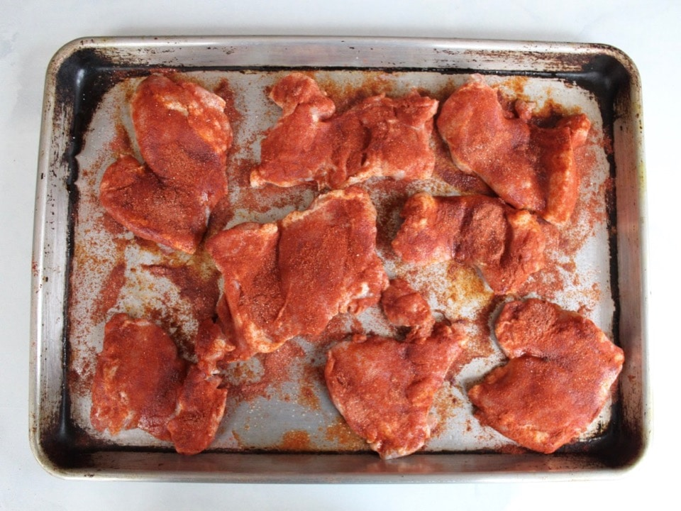 Блюдо, обожаемое всей семьей - готовлю каждые выходные: пряная подкопченная курочка по-испански (рецепт с фото)