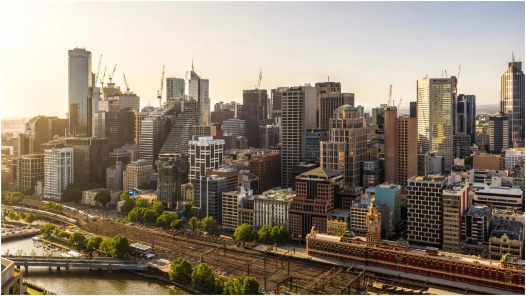 Австралийцев опять сажают на карантин: в Мельбурне число зараженных коронавирусом стремительно растет