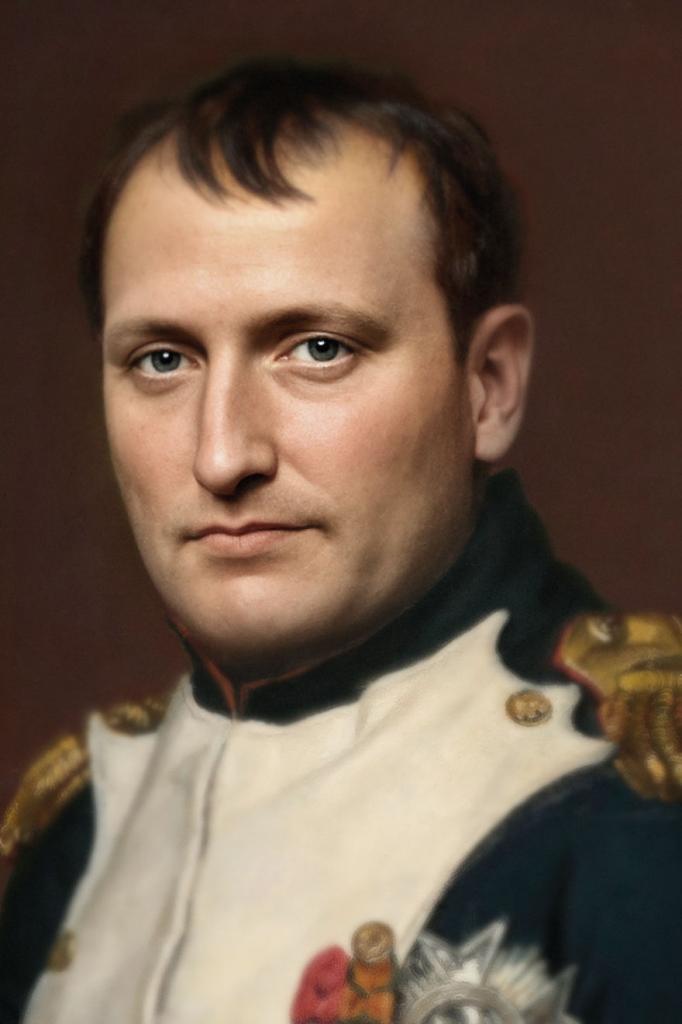 Как выглядят Статуя свободы и Наполеон. Мужчина воссоздает реальные изображения по картинкам и статуям