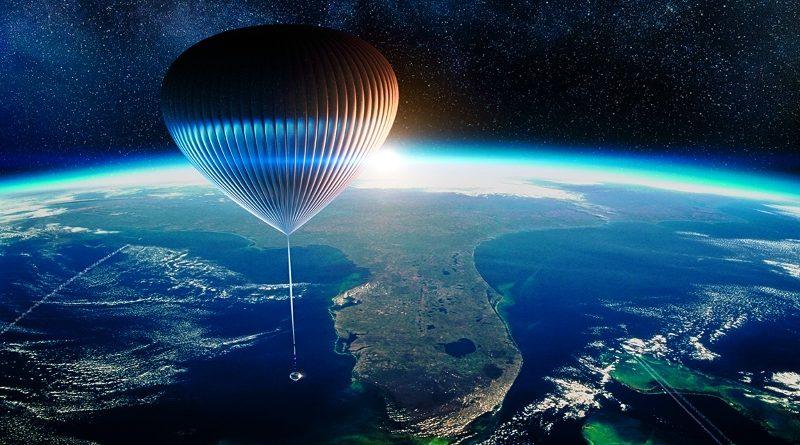 В космос на воздушном шаре: компания во Флориде предлагает 6-часовое путешествие с выходом за границы атмосферы