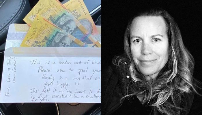 Мать-одиночка купила подержанную машину. Из козырька выпал конверт с деньгами