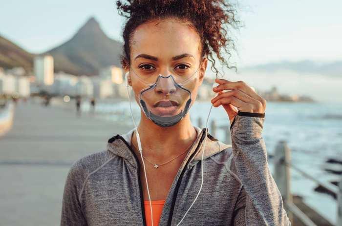 Новая маска может уничтожать коронавирус. На запуск продаж собирают краудфандингом