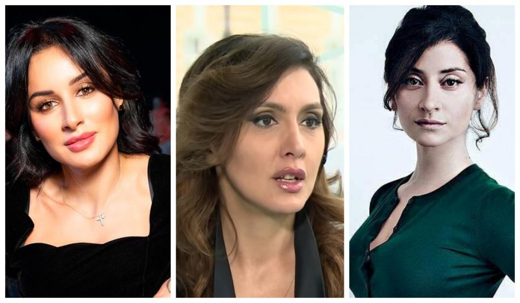 Их внешность завораживает своей яркостью: 8 телеведущих-грузинок, отличающихся особой красотой (Тина Канделаки - лишь одна из них)