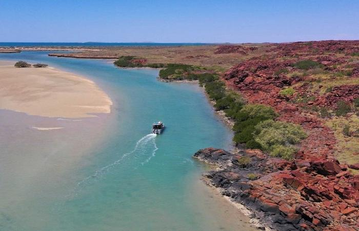 Археологи обнаружили под водой несколько древних орудий австралийских аборигенов
