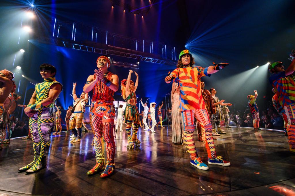 Cirque du Soleil пострадал от коронавируса: руководство подало в суд документы о признании банкротства