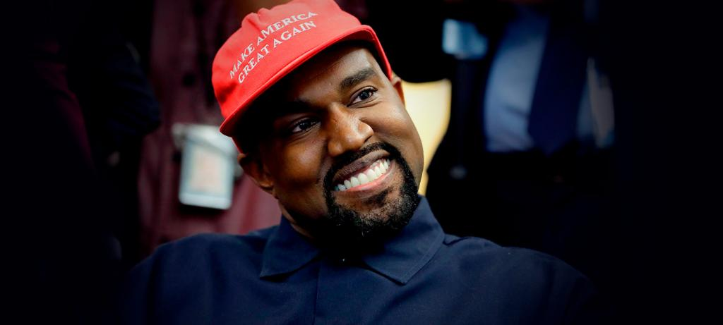 Я баллотируюсь: Канье Уэст собирается стать президентом США. Рэпера поддержали Ким Кардашян, Илон Маск и... Дональд Трамп