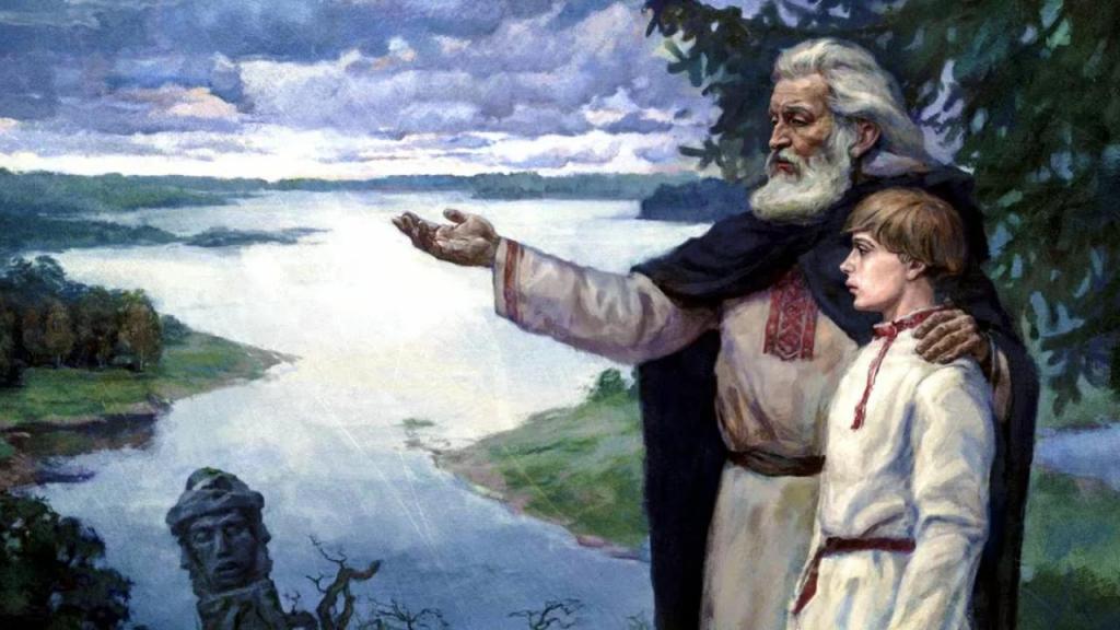 В трудном пути ученик падал и проклинал землю: учитель преподал ему мудрый урок