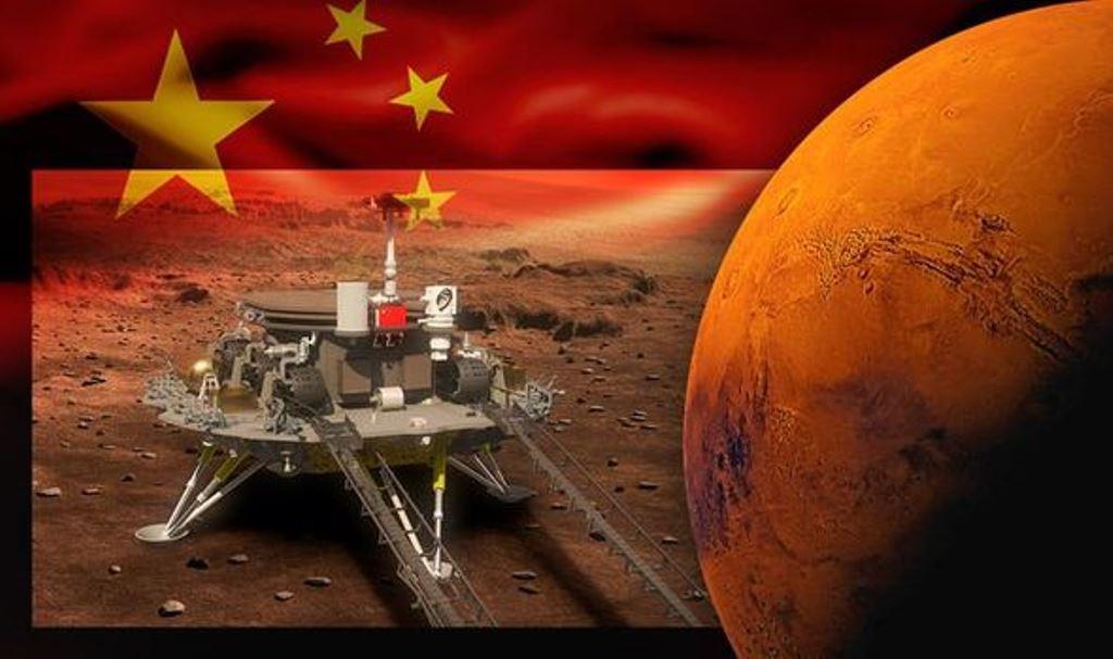 И на Марсе будут лотосы цвести? Китай готовит марсоход Tianwen-1 к запуску в июле