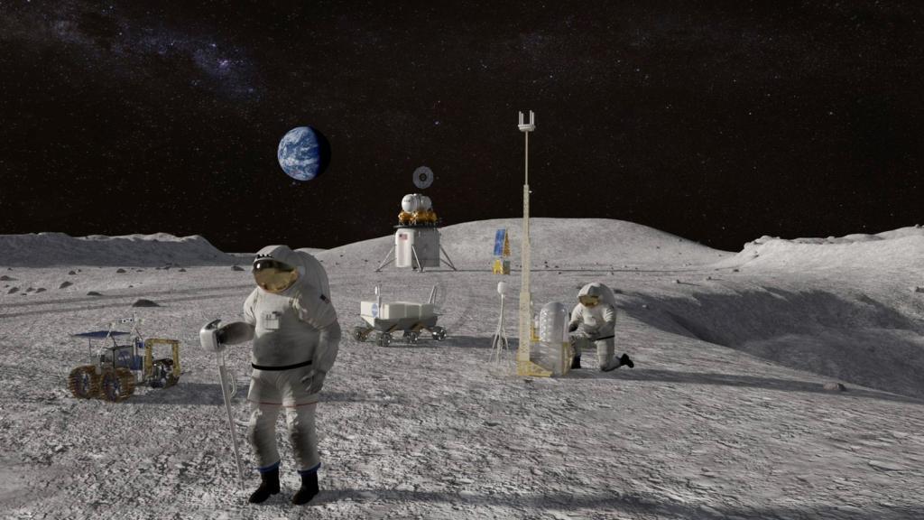Мировое сообщество старше 18 лет может принять участие в разработке НАСА: на повестке дня изобретение приземленного лунного туалета