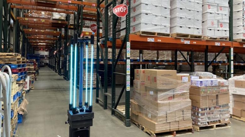 Новая разработка: MIT-роботу требуется 30 минут, чтобы очистить от вируса помещение размером 370 кв. метров