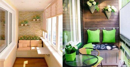 Подборка самых красивых и креативных вариантов ремонта балкона