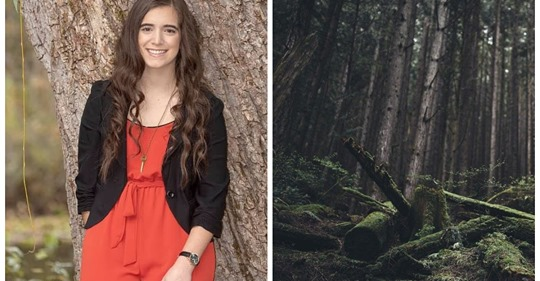 Чудом выжившая: 18-летнюю американку, которая заблудилась в лесу, нашли живой через 9 дней