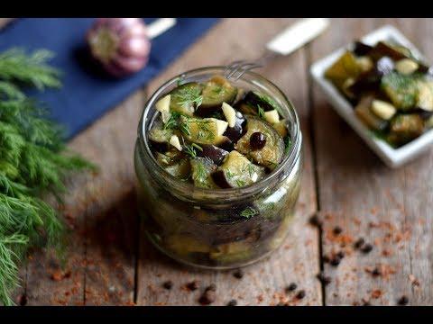 Как вкусно законсервировать баклажаны на зиму: прекрасный рецепт