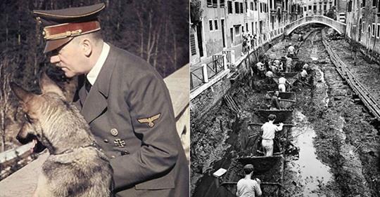 10 исторических фото-фактов, о которых раньше никто и не догадывался