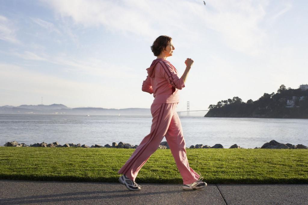 Ученые выяснили: 10 000 шагов в день нужно, чтобы нормализовать давление