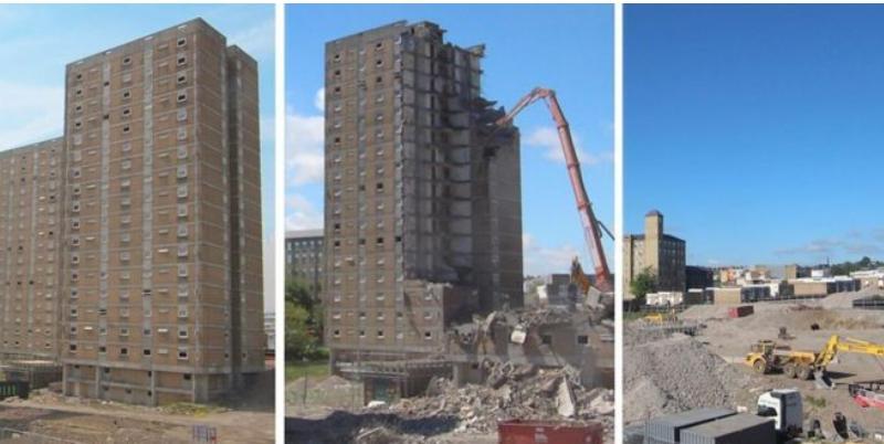 Архитекторы выяснили, что снос зданий и постройка новых на их месте больше вредят экологии, чем реконструкция
