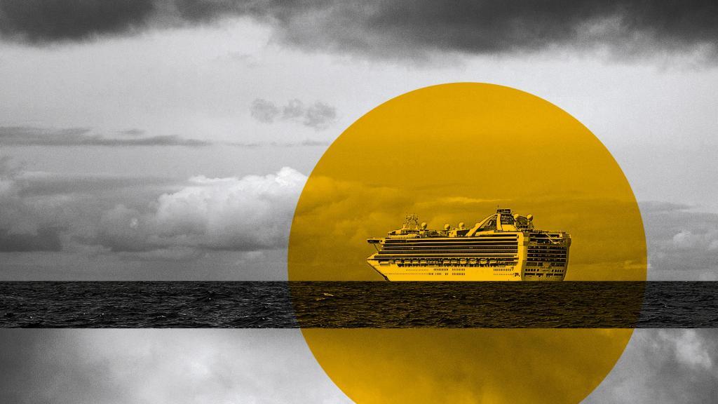 Круизные лайнеры снова потерпели фиаско: все, кто рискнул выйти в плавание, теперь на карантине из-за коронавируса