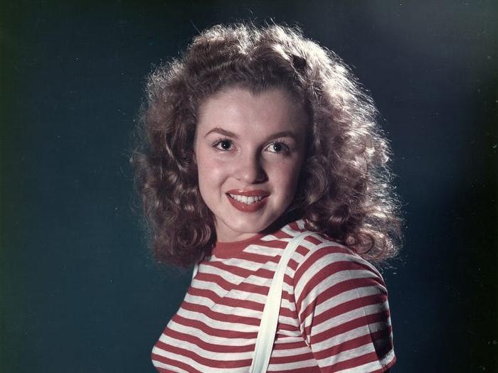 58 лет назад не стало Мэрилин Монро: редчайшие фото урожденной брюнетки Нормы Бейкер с детских лет до начала кинокарьеры