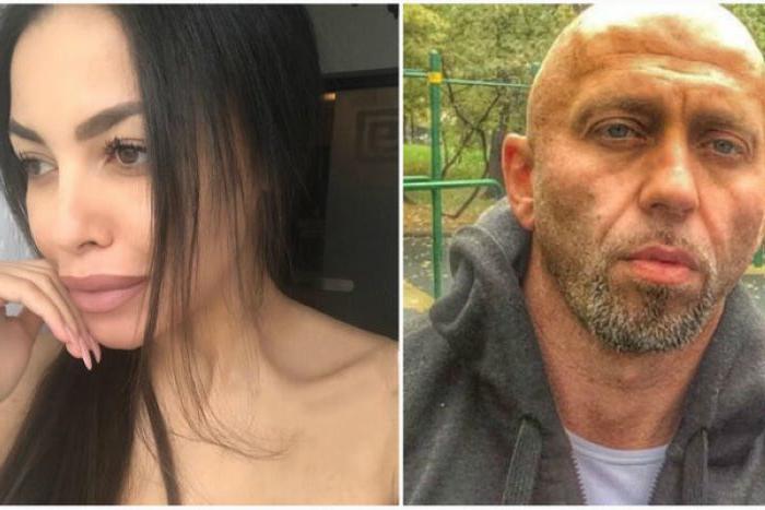 Он выставляет меня не в лучшем свете : жена рэпера Сереги переживает за свою жизнь после угроз